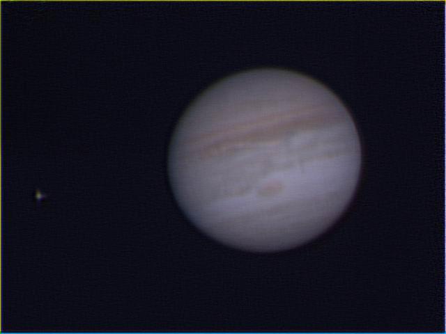 jupiter et GTR - Mak 66 - 12 juillet 2007